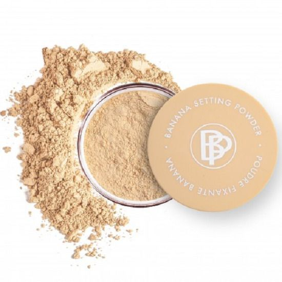 Bellapierre Cosmetics Banana Setting Powder Natural 4G/0.14 OZ. Sealed New #Bellapierre Free Shipping 10% benefits Villalobos Rescue Center