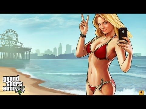 Grand Theft Auto 5 - PC - Games Torrents