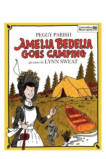 HarperCollins Amelia Bedelia Goes Camping