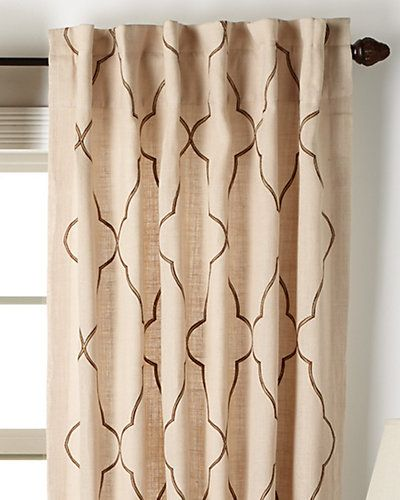 1000+ ideas about Beige Lined Curtains on Pinterest | Brown lined ...
