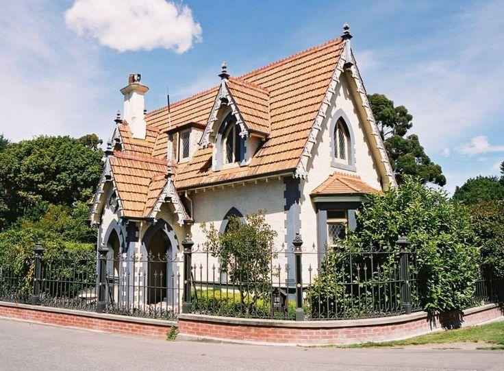 Mona Vale Gatehouse (1900), Christchurch