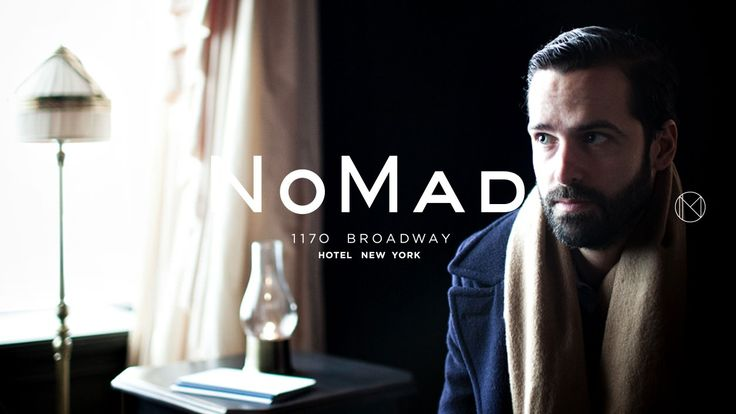 be-poles - The Nomad Hotel - NYC — NOMAD HOTEL NYC  —  Redesigning the identity and creative concept of a hotel. #bepoles