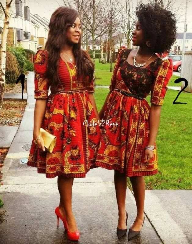 Relative 279 best Le pagne africain images on Pinterest | African clothes  OT78