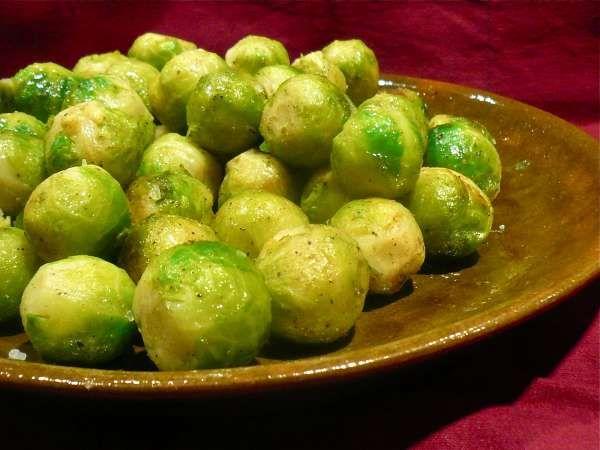 λαχανάκια Βρυξελλών: συνταγή green power