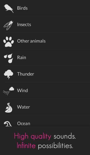 Android App: Musica Ambiente & Relax - Mixer minimalista ( clicca l'immagine x leggere il post )