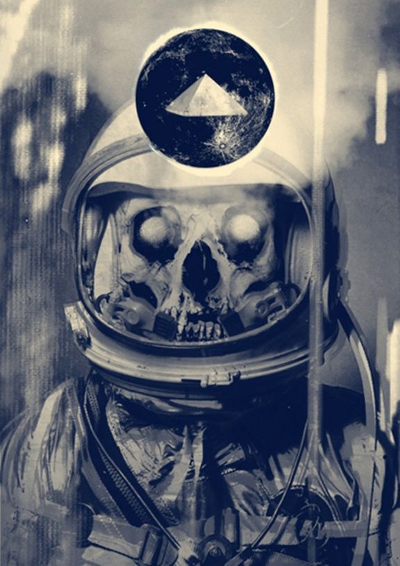 astronaut dying in space - photo #17