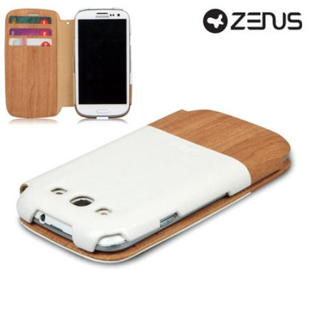 Samsung Galaxy S3 Case I like that it's a flip case