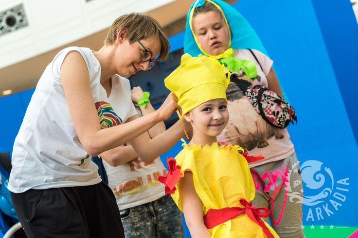 Cukierkowa Kraina Czarów - Dzień Dziecka w Arkadii :)