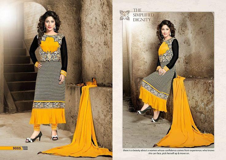 asian indian suit salwar kameez Dreamz_4 Pakistani Designer Suit Dress Material