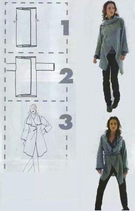 Easy jacket/cardigan