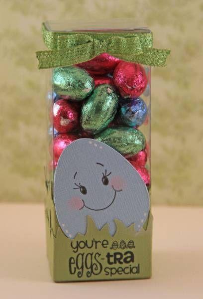 Easter Favor Box. So cute:)