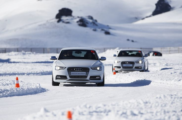 Experience the thrill of snow and ice driving in New Zealand with a brand new AUDI. Book your trip now, starting USD 3568* FREE VISA!  Get Details http://www.luxurynz.co.id/VIP-Itineraries.html #nz #luxurynz #nzmustdo #holiday #travel #audi