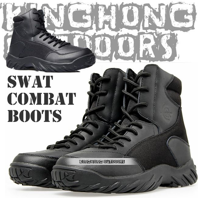 Men's Lace Up Breathable DESERT Hiking boots Army Military Boots Tactical Lightweight Combat Boots Free shipping(12006)