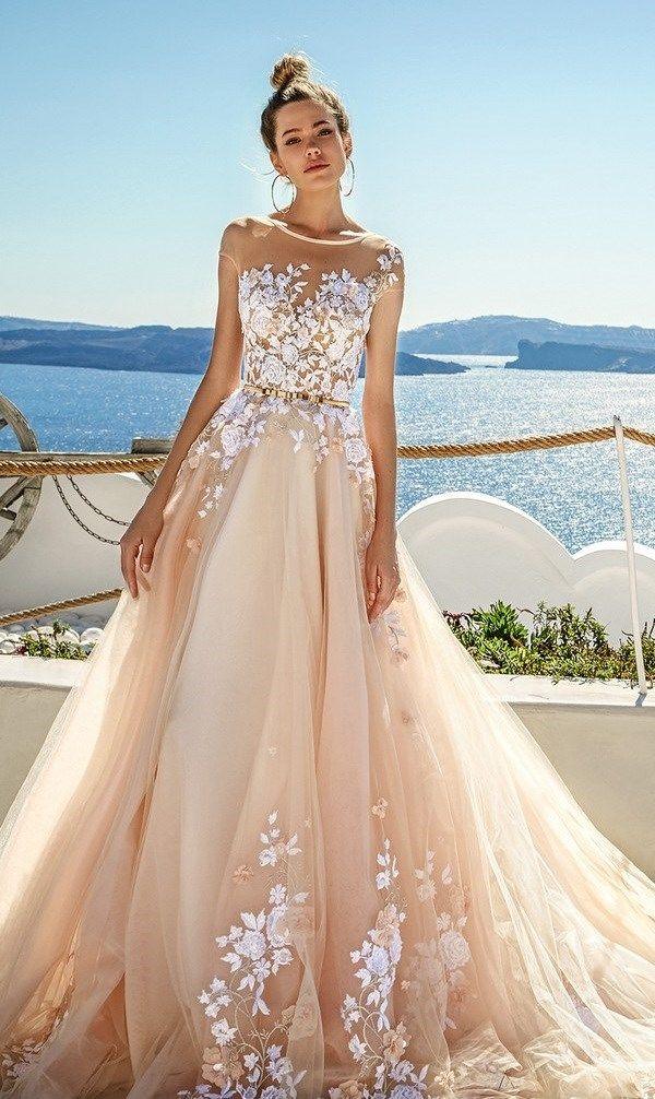 Красивые платья на выпускной 2018-2019 года, фото, новинки ...