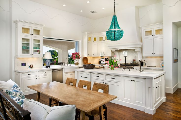 beach kitchens images |
