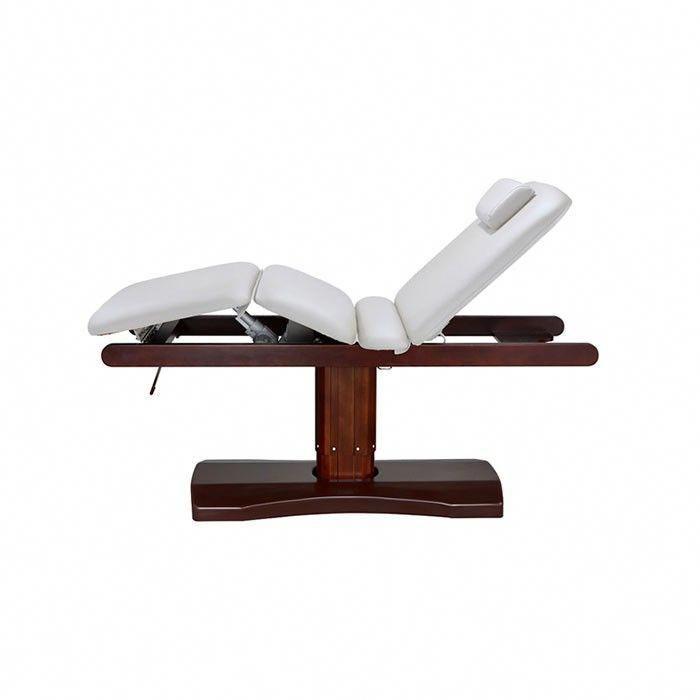 Lit De Massage Electrique Mola De La Marque Esthetique Equipement Structure Metal Gouiran Beaute Awesomeportablemassaget Massage Chairs Massage Tables Table