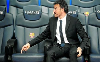 Barcelona Stars : Barcelona under the leadership of Enrique... disci...