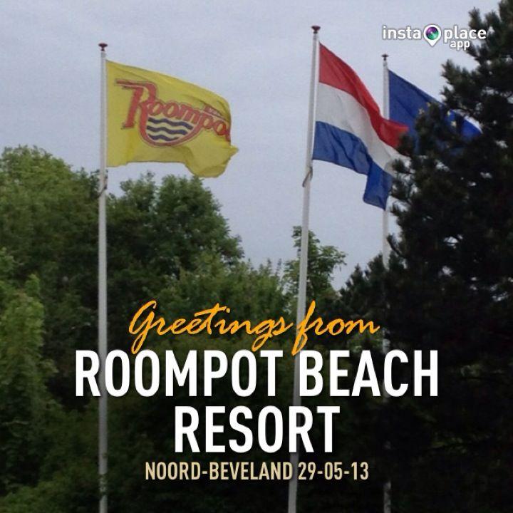 Roompot Beach Resort Kamperland Nederland augustus 2002