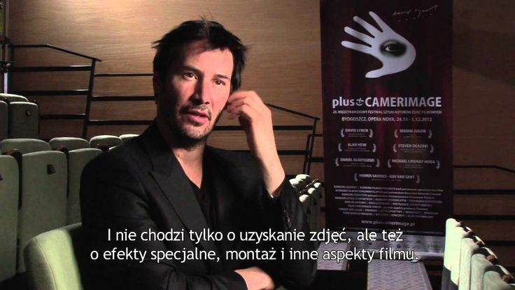 Keanu Reeves Interview