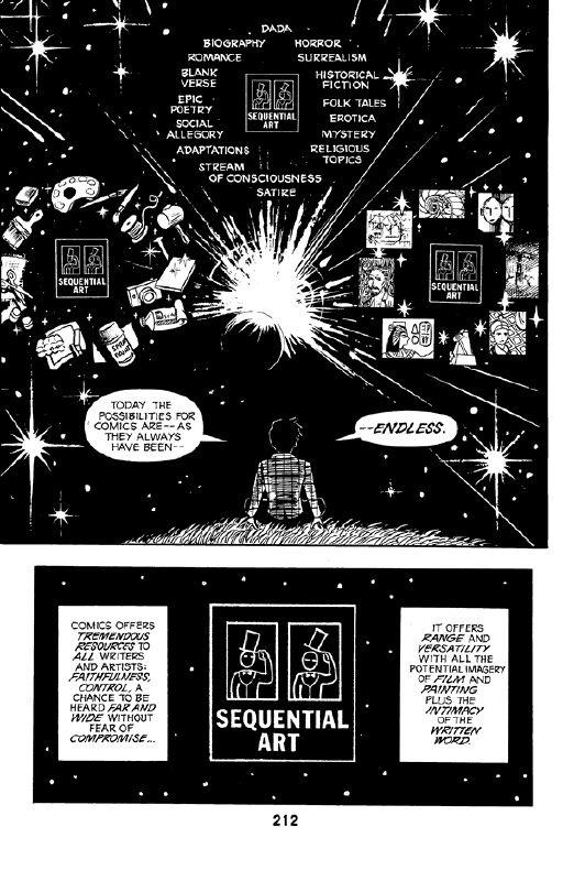 Comic Possibilities, Scott Mccloud