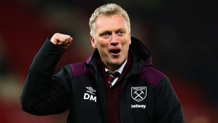 West Ham's David Moyes out to prove himself as a manager