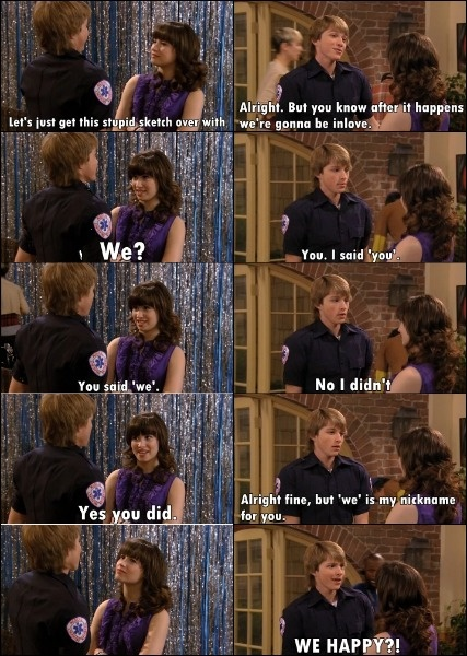 I loved Sonny with a Chance....Chad had a lot to do with that