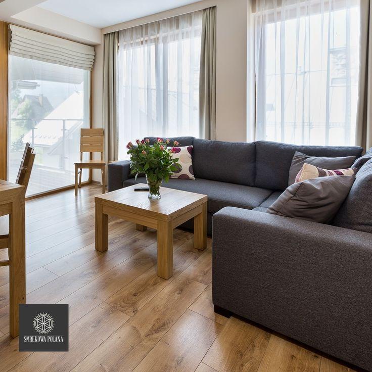 Apartament Kalatówki - zapraszamy! #poland #polska #malopolska #zakopane #resort #apartamenty #apartamentos #noclegi #livingroom #salon