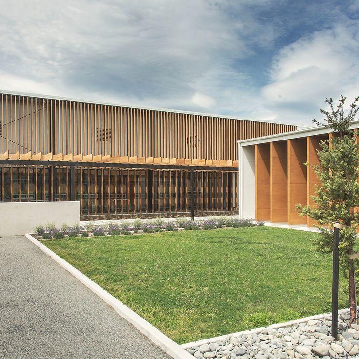Canopy - Whitehaven Winery Blenheim, New Zealand