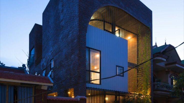 V3 House by TNT Architects in Vinh  Vietnam