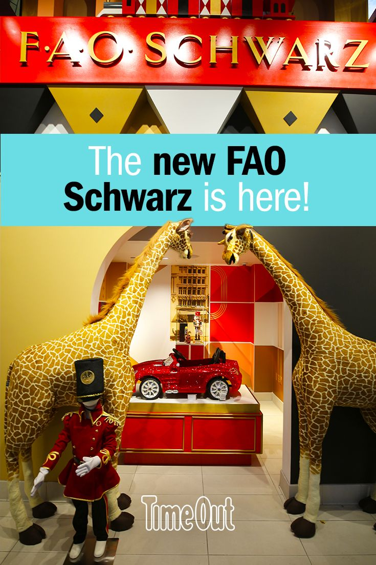 The New Fao Schwarz Is Officially Open Here Are 9 Things To Do