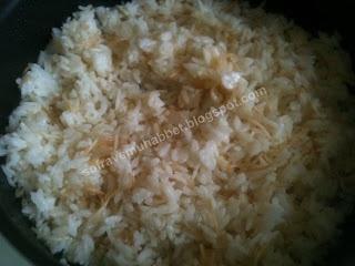 Tel sehriyeli pirinç pilavi