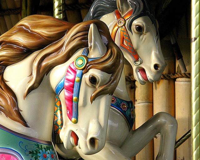 Carousel Animals Horses