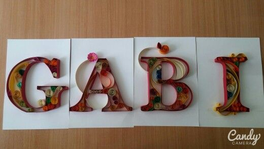 Quilling#nome