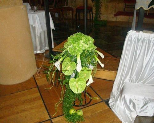 composizione floreale #fiori #nozze