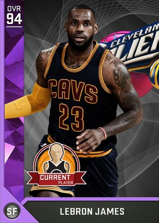 boom 3 cavs players - NBA 2K16 MyTEAM Pack Draft - 2KMTCentral