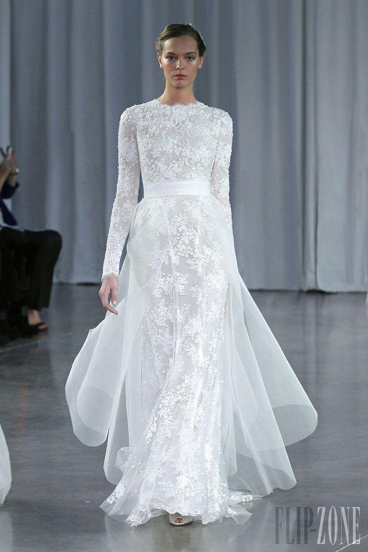 155 best WEDDING DRESSES images on Pinterest | Wedding frocks ...