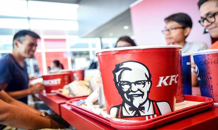 Top hemmelig KFC-opskrift afsløret ved et uheld - Euroman