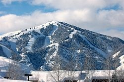 Sun Valley, Idaho  My favorite place to ski!!!