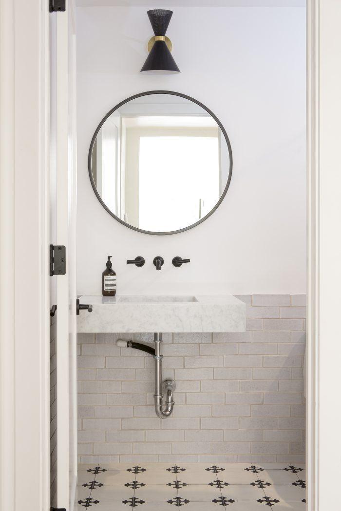 10 Delightful Diy Bathroom Mirror Ideas Kamar Mandi Ruangan Mandi