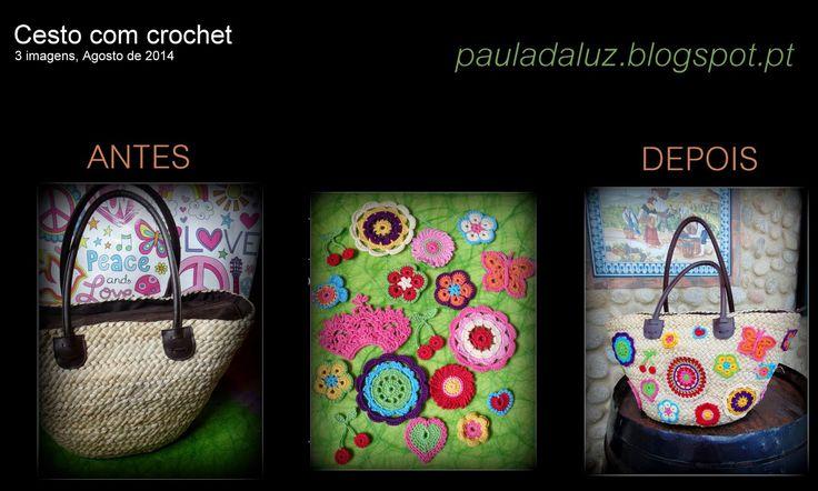 Paula LUZ: Um cesto de verão