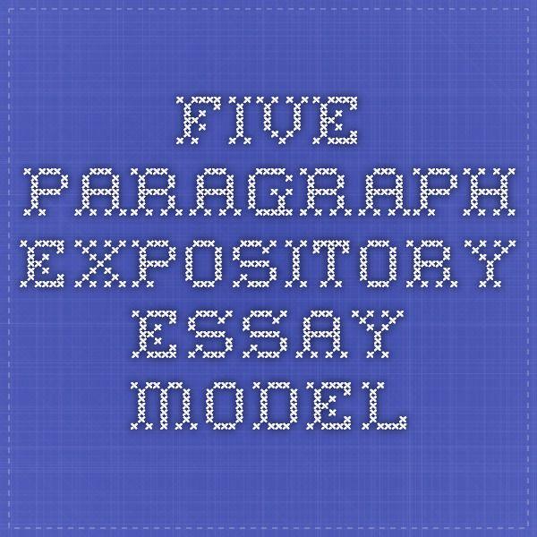 expository essay english language