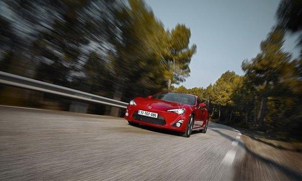 La Toyota GT-86 arriverà sul mercato a giugno