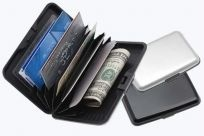 Buy wallets for men online at best price in India from Rediff Shopping. Branded leather wallets for men at lowest prices online.