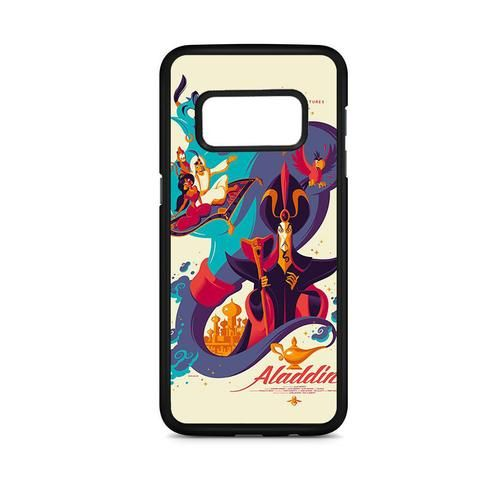 Aladdin Disney Movie Posters Samsung Galaxy S8 Case