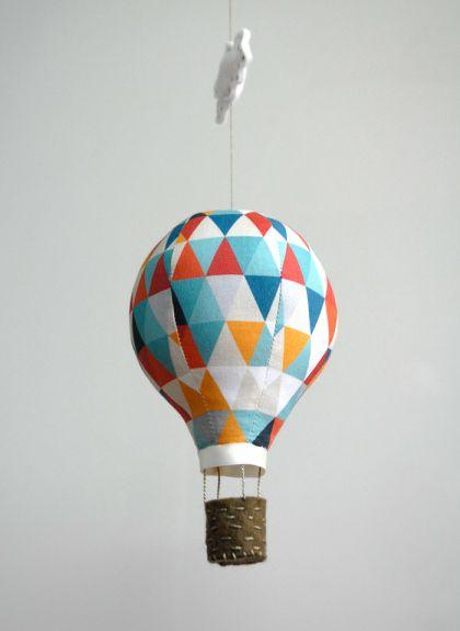 hot air baloon tutorial