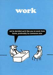 20 Best Funny Cards About Work Images