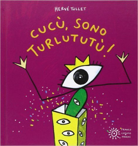 copertina di Turlututu