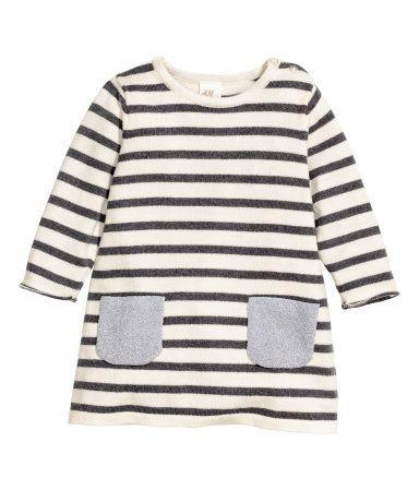 h m fine knit dress baby fashion pinterest. Black Bedroom Furniture Sets. Home Design Ideas