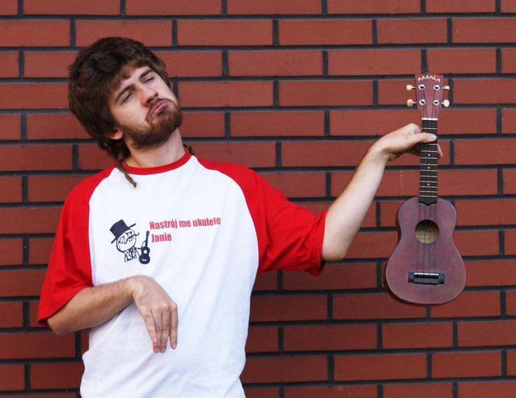 Zbigniew Ostrowski:  Nastrój me ukulele :D