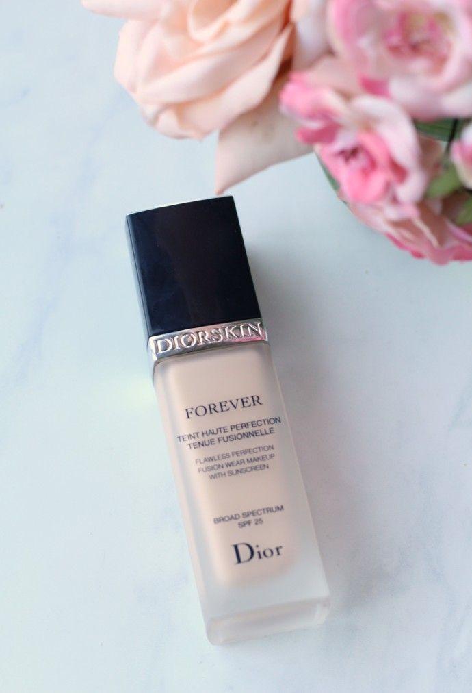 dior skin forever foundation 4